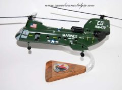 HMM-263 Thunder Chickens CH-46 (156472) Model