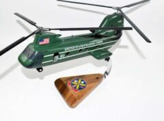 HMX-1 CH-46 Phrog Model