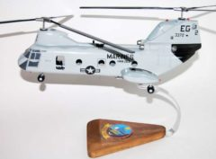 HMM-263 Thunder Chickens CH-46 (3372) Model