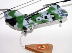 HMM-261 Raging Bulls CH-46 (4851) Model