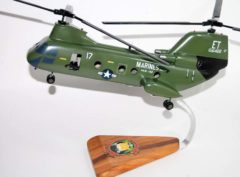 HMM-262 Flying Tigers (156468) CH-46 model
