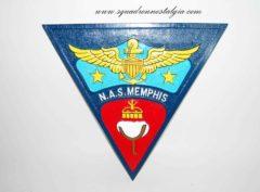 NAS Memphis Plaque