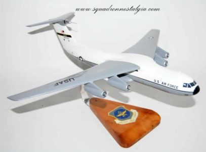 Military Airlift Command C-141 (38080) Starlifter Model