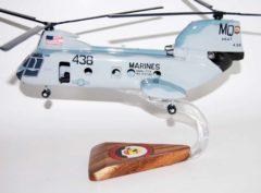 HMM-774 Wild Geese CH-46 (4847) Model