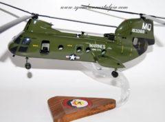 HMM-774 Wild Geese CH-46 (153369) Model