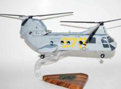 HMMT-164 Knightriders (976) CH-46 Model