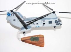 HMMT-164 Knightriders (5306) CH-46 Model