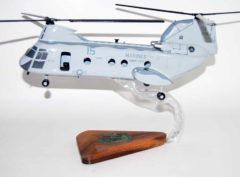 HMMT-164 Knightriders (2464) CH-46 Model