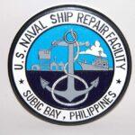 US Naval Ship Repair Facility Subic Bay