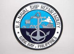US Naval Ship Repair Facility Subic Bay