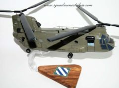 3rd Infantry Division CH-47 Model