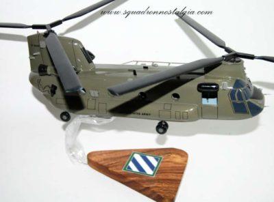 3rd Infantry Division CH-47 Model