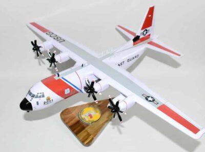 Coast Guard Elizabeth City C-130J Model