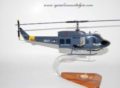 USS Saipan LHA-2 UH-1N Model