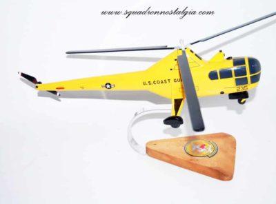 HO3S-1 Dragonfly USCG Elizabeth City Model