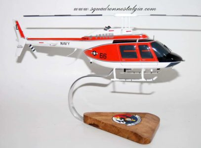 HT-18 Vigilant Eagles (Navy) TH-57b Model