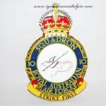 No. 10 Squadron RAAF Plaque