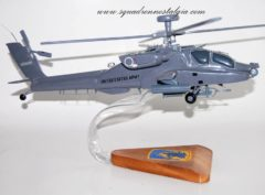 12th Aviation Combat Brigade AH-64D Model