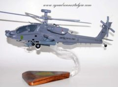 1st Infantry Division AH-64D Model