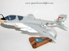 VAQ-130 Zappers EA-6b (1975) USS Nimitz Model