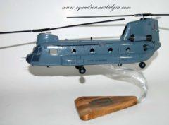 1st Infantry Division CH-47 Model