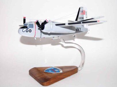 CV-41 USS Midway C-1A Trader Model