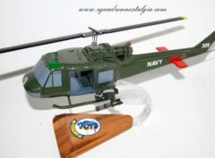 HAL-3 Seawolves UH-1B 329 (1969) Model