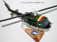 118th AVN Platoon Two UH-1B Model