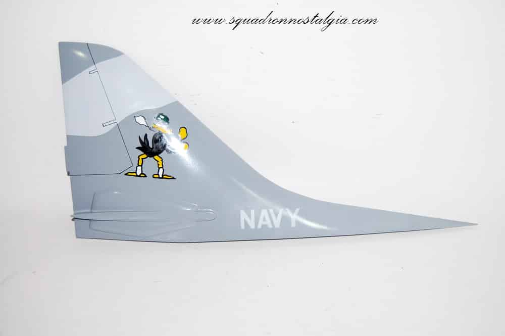 VF-45 Blackbirds A-4 Tail