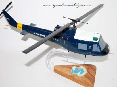 Strategic Air Command UH-1F Model