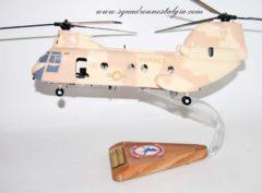 HMM-161 Greyhawks CH-46E (1991) Model