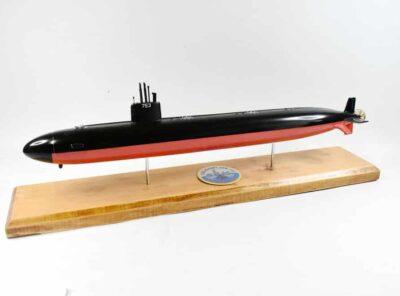 USS Albany SSN-753 Submarine