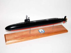 USS Helena SSN-725 Submarine