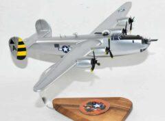 443rd Bomb Squadron B-24 Model
