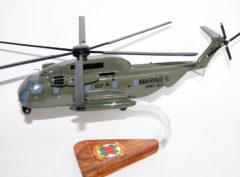 HMH-363 Red Lions CH-53D Model