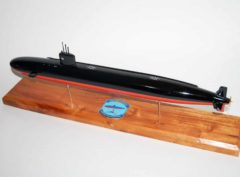 USS Springfield SSN-761 Submarine