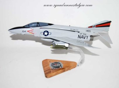 VF-154 Black Knights F-4B (USS Coral Sea) Model