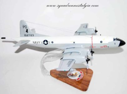 VP-9 Golden Eagles P-3a (1968) Model