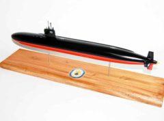 USS San Juan SSN-751 Submarine