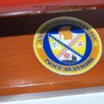 USS Alexandria SSN-757 Submarine