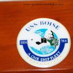 USS Boise SSN-764 Submarine