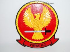 VMM-162 Golden Eagles Plaque