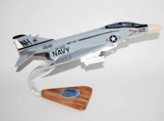 VF-213 Fighting BlackLions F-4b (1965) Model
