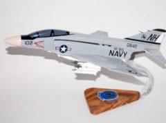 VF-213 Fighting BlackLions F-4b (1965) Model