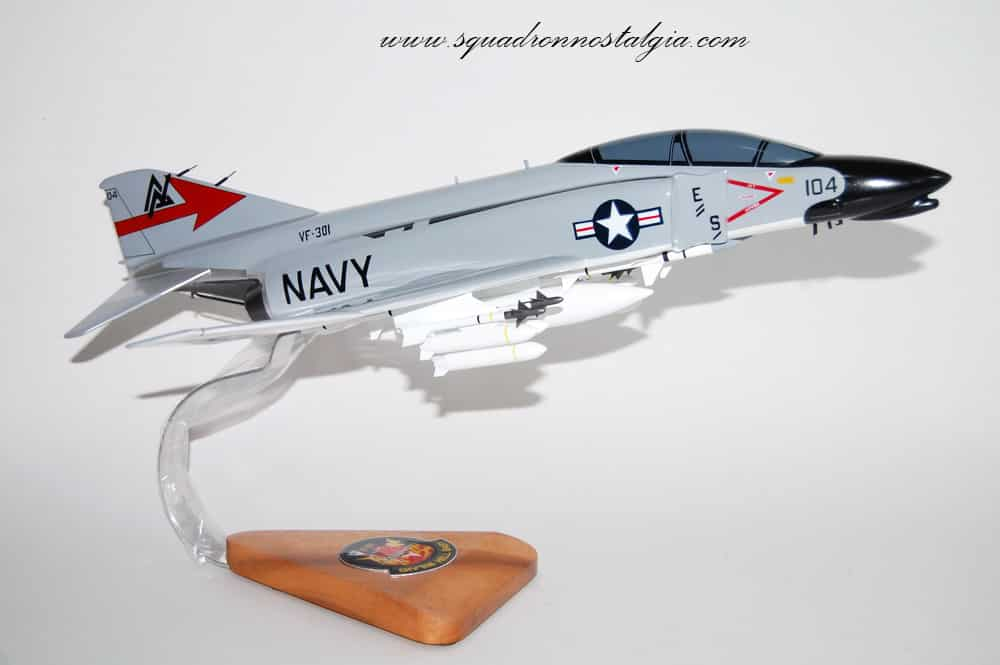 VF-301 Devil's Disciples F-4N (1978) Model