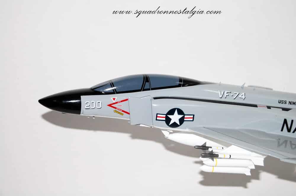 VF-74 Bedevilers F_4J 1976 Model