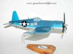VMF-214 Blacksheep F4U-1D Model