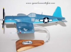 VMF-214 Blacksheep F4U-1D Model