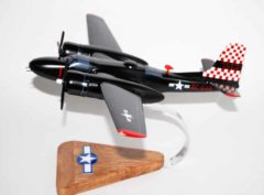 U.S. Air Force BC-648 A-26 Invader Wooden Model