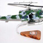 HMLA-269 Gunrunners UH-1N Model
